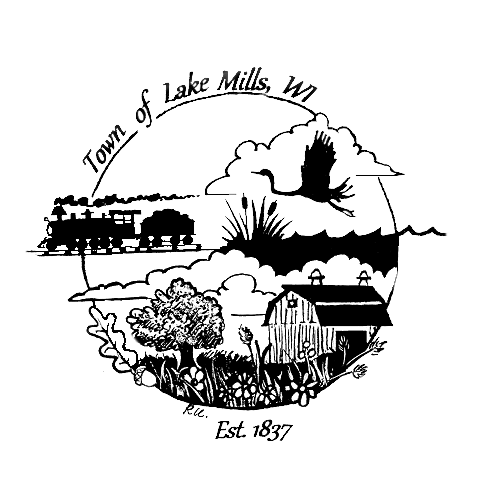 Town of Lake Mills Logo